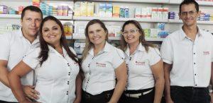 Um click especial na equipe da Drogaria Líder em Piúma.... Fabinho, Derliana, Geisi, Elier e Alan...mandam super bem no atendimento##