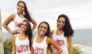 Um click especial em: Gyssa...Débora...Lorrane e Roselaine...simplesmente Divas (Guarapari).
