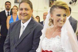 Parabéns ao amigo Renato Alves e Karla Cardozo Veghini que oficializaram união dia 24 de janeiro. Felicidades ao casal!!